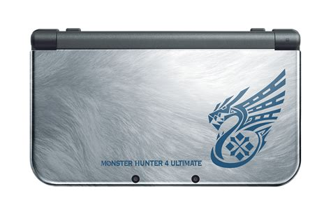 4u Mh4u Nintendo 3ds gt thread gt mh4u demo release date and limited edition new 3ds xl revealed