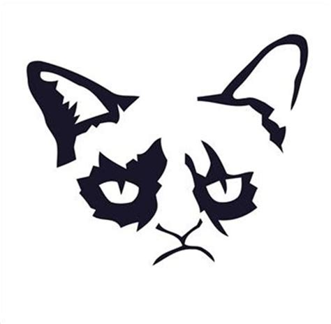 cat templates for pumpkin carving 172 best stencil s images on