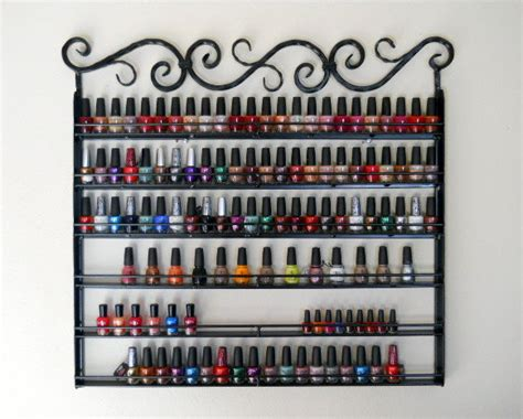 Nail Rack by Hanging Nail Rack Wrought Iron Metal Sea By