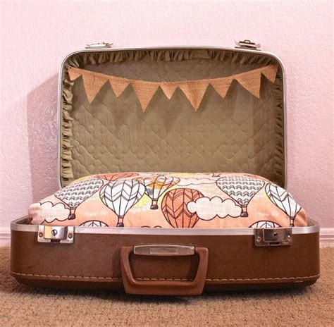 suitcase dog bed 17 best ideas about suitcase dog beds on pinterest cat