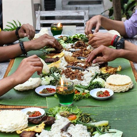 Meja Tv Di Jogja 9 restoran yang menyajikan nasi liwet kekinian langsung di