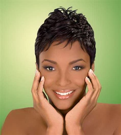 black people with pixie cut black short pixie haircuts