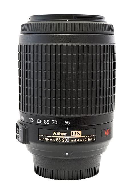 nikon s nikon af s dx zoom nikkor 55 200mm f 4 5 6g