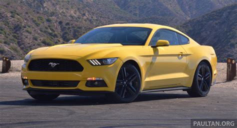 driven 2015 ford mustang 2 3 ecoboost and 5 0 gt image 310066