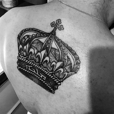 crown tattoos for men 67 most powerful crown tattoos for
