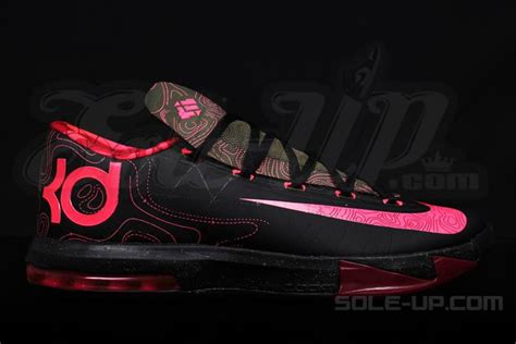 kd 6 shoes pink and black progress