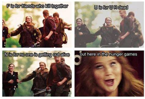 Funny Hunger Games Memes - a couple more hunger games memes hunger games fandom