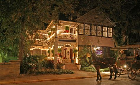 st augustine bed and breakfast who stays at a st augustine bed breakfast st