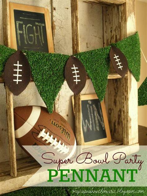 Football Decor bowl diy football decor mimi s dollhouse