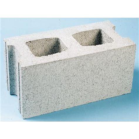 decor precast 10 inch standard concrete block home depot