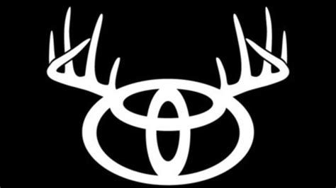 Toyota 4runner Decals Toyota Decal 4x4 Offroad Deer Tacoma Trd 4runner