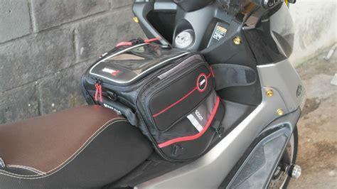 Tas Motor Scoopy 7gear scooter tunel bag tas untuk skutik gilamotor