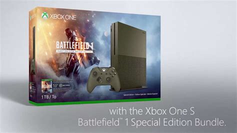 Battlefield 1 Ps4 By Groove battlefield 1 xbox one s special edition gamespot