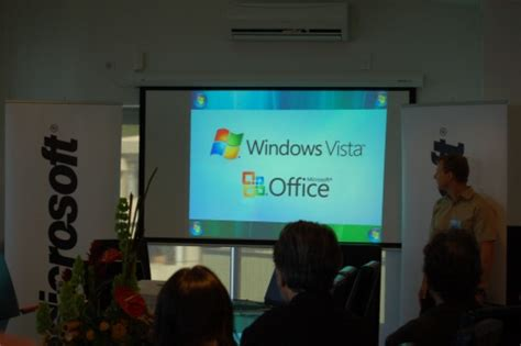 Windows Vista And Office 2007 Launches And We Try And Launch With It by Windows Vista And Office 2007 Launch In New Zealand