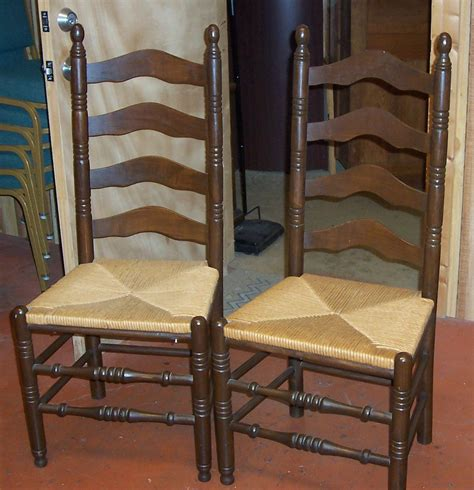 antique ladder back chairs price ladderback chairs set of 2 for sale antiques