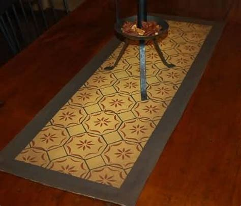 Floor Cloth by Painted Floor Cloth Floorcloths
