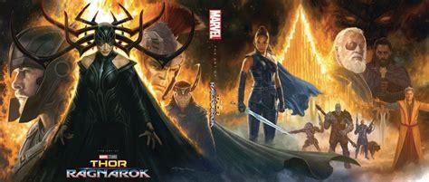 marvel s thor ragnarok the of the books thor ragnarok concept cover revealed welcome to