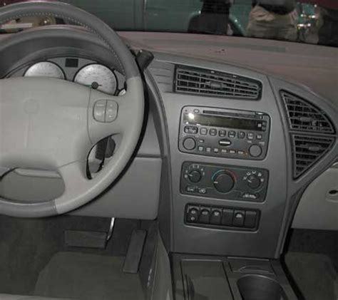 transmission control 2004 buick rendezvous head up display buick rendezvous suv sport truck magazine