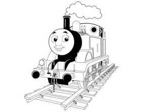 dibujo thomas la locomotora colorear dibujos net