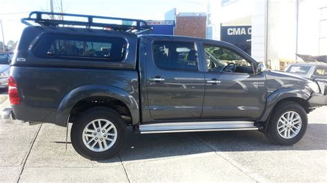 Hilux Canopy Roof Rack by Egr Canopies Roof Racks