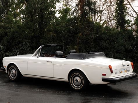 rolls royce corniche convertible rolls royce corniche convertible 1977 87