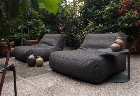 outdoor bean bag chairs 30 ideas of using designer bean bags for trendy homes