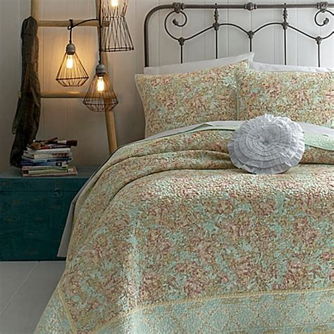 bed bath and beyond marina jessica simpson 174 marina quilt bed bath beyond