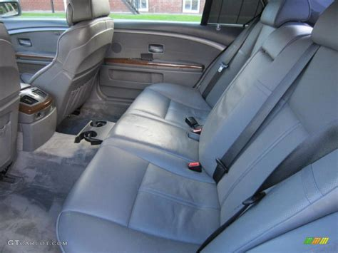 Bmw 7 Series 2003 Interior by 2003 Bmw 7 Series 745li Sedan Interior Photo 38537827