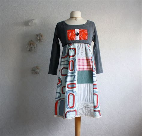 Handmade Patchwork Clothing - 17 best ideas about clothes refashion on diy
