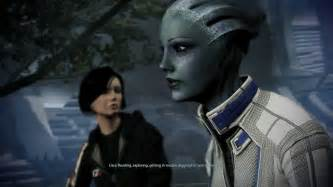 mass effect 3 romance scene liara youtube mass effect 3 liara femshep romance 11 together