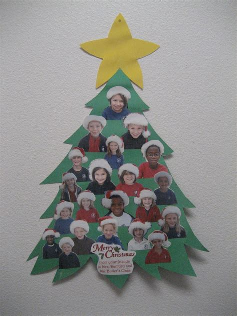 classroom christmas wish tree christmas trees pinterest