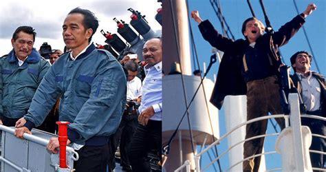 kisah film genji ngakak foto momen tokoh tokoh politik ini mirip adegan