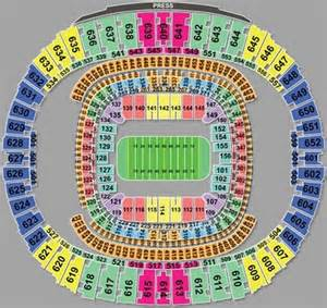 Mercedes Superdome Map Bowl Ticket Prices Best Tickets