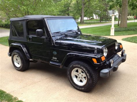 2005 Jeep Tj Unlimited 2005 Jeep Wrangler Pictures Cargurus