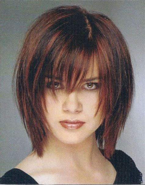 how to cut a choppy hairstyle short layered hairstyles with bangs 2015 hairstyes
