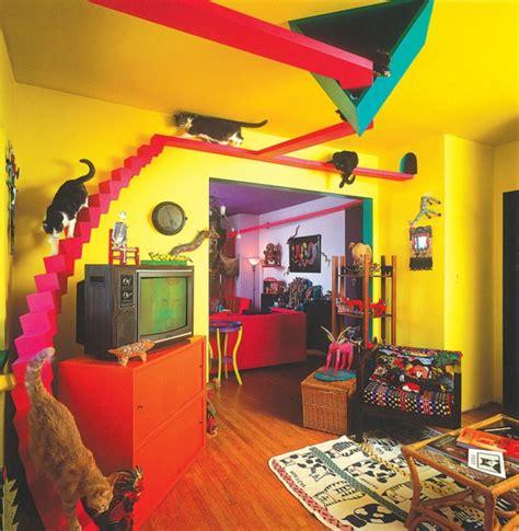 chat decoration maison pour le chat domestique a aussi besoin de logement
