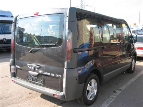 opel vivaro 2003 2003 opel vivaro for sale