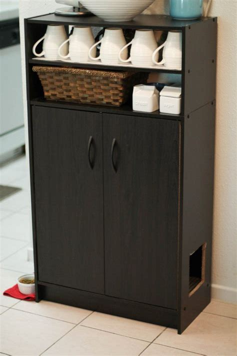 Diy Cat Litter Box Cabinet by Pin By Becca Forrest Beautiful On Decorating