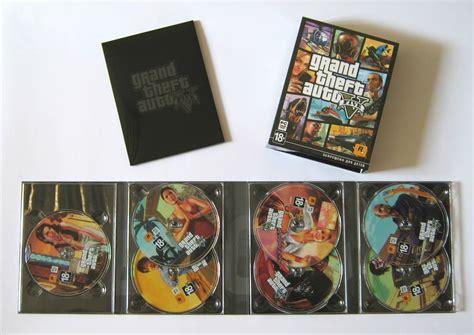 Dvd Ps4 Gta V gta v pc uses 7 discs gta 5 cheats