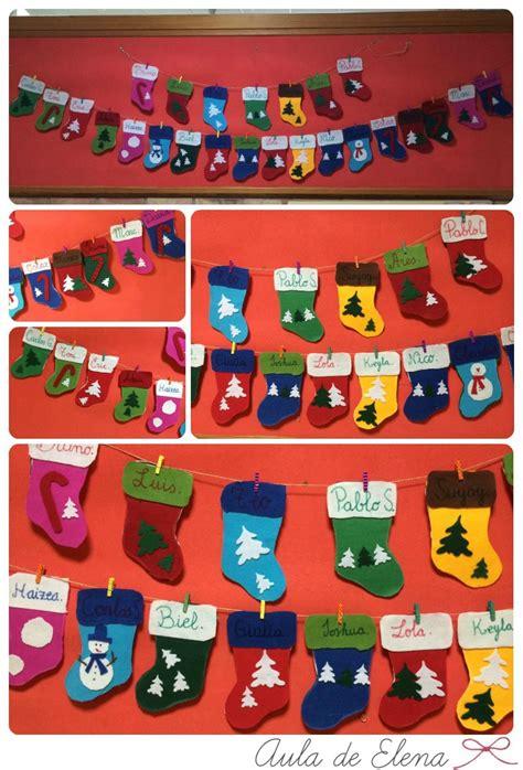 decorar aulas navidad decoraci 243 n de navidad aula de elena