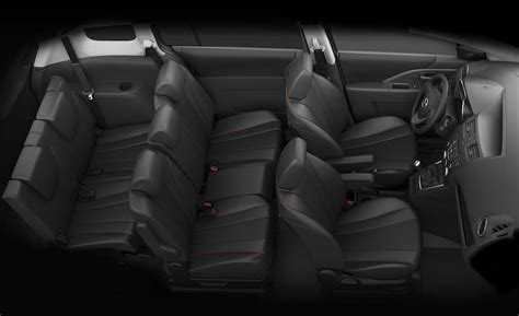 Mazda5 Interior by Car And Driver