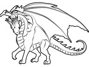 coloring pages dragons colotring pages