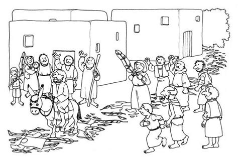 coloring pages palm sunday easter 248 best images about easter palm sunday 13 16 on
