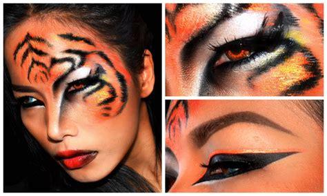 tutorial makeup halloween yang mudah inspirasi make up halloween mudah dan unik