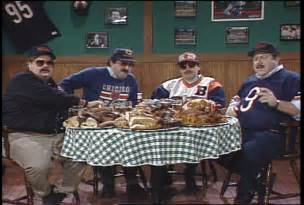 snl thanksgiving special bill swerski s super fans thanksgiving special