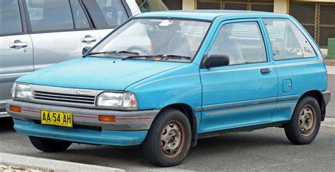 mazda 121 hatchback file 1988 1989 mazda 121 da shades 3 door hatchback 02
