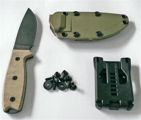 rat 3 sheath stayaliveshop ontario rat 3 green sheath
