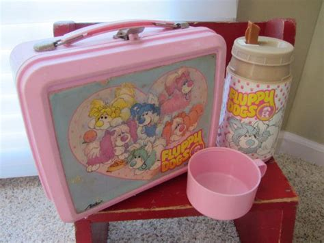 one of my favorite lunchboxes fluppy dogs fluppies