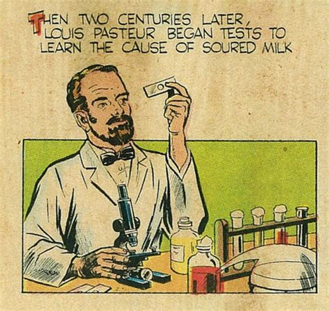 louis pasteur classic reprint books listerine 174 antiseptic meets the silver age of comic books