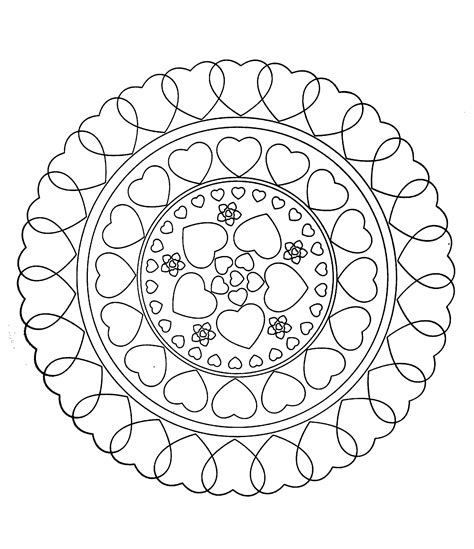 mandala coloring pages websites simple mandala 14 mandalas coloring pages for kids to